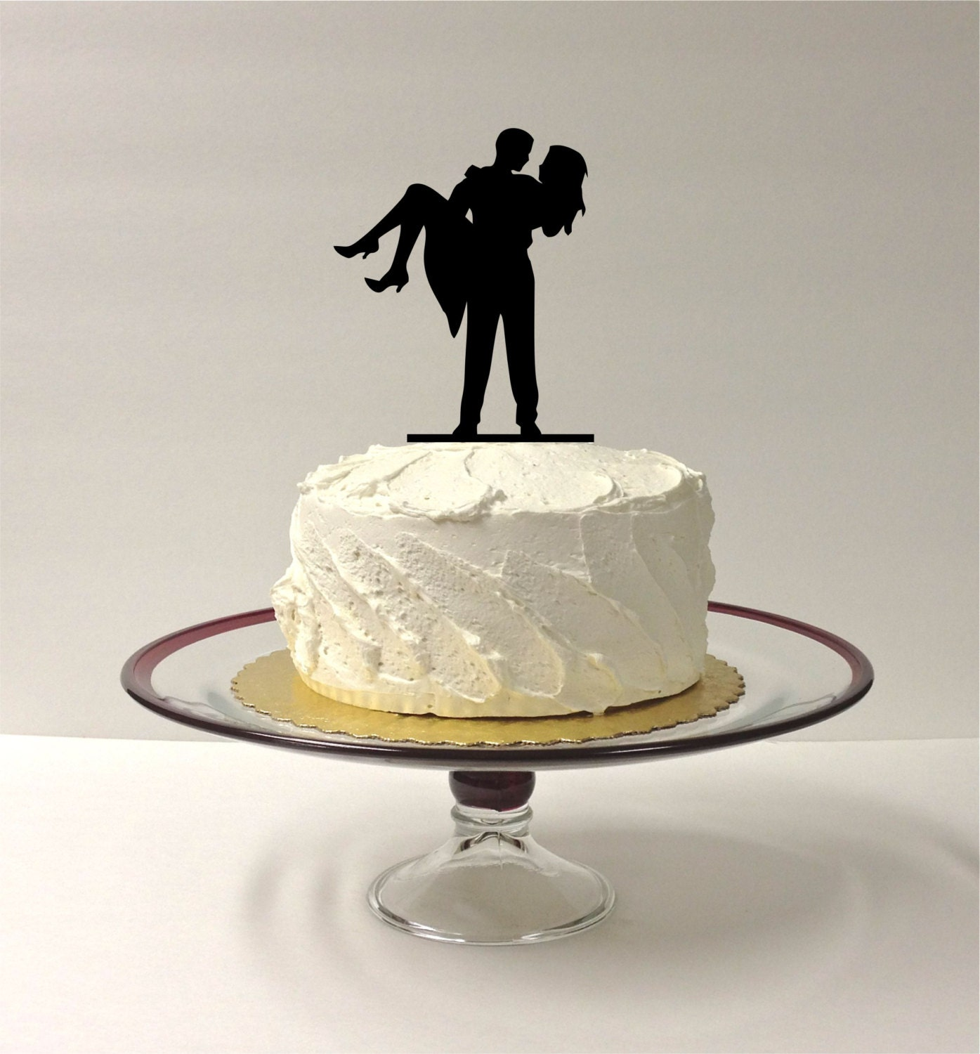 wedding cake toppers springfield mo made in usa silhouette wedding cake topper and 26598