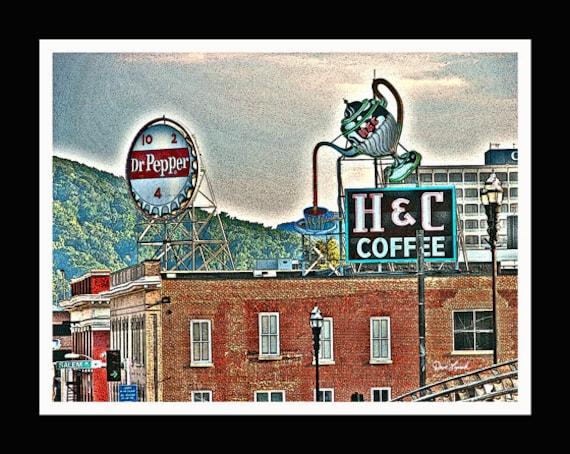 Roanoke Virginia Signs