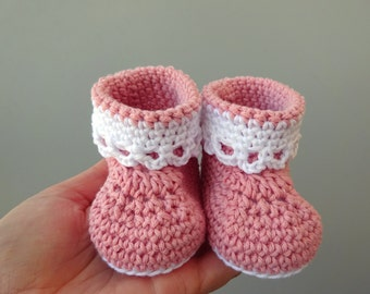 Crochet Baby booties, Baby shoes, Custom baby shoes, fashion baby shoes, baby accessories