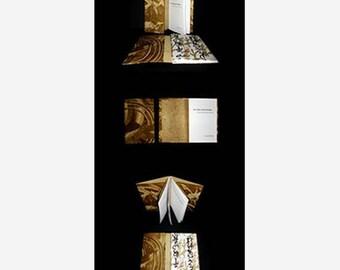 Artist Book,  Handcrafted Books, Handmade and Bound, Handmade Art Book, Poetry and Art, Poem on Art, Vicki Bolen, Creative Handmade