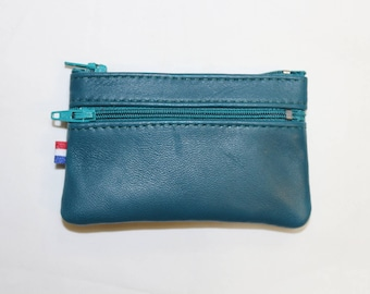 Wallet leather genuine Izmir