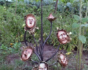 Garden art, Masked Emotions