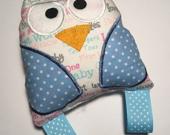 Baby Talk Owl Softy