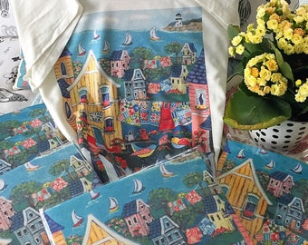 Cottages and Quilts T Shirt Nightie