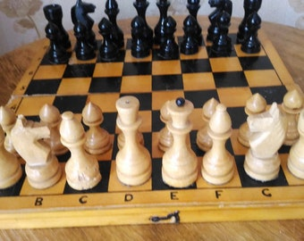 vintage chess from the 70s of last century.