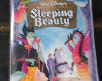 Disneys Sleeping Beauty VHS