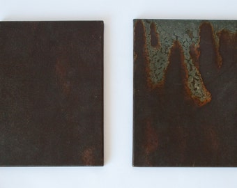 Box image partially rusted sheet metal | 17SB01