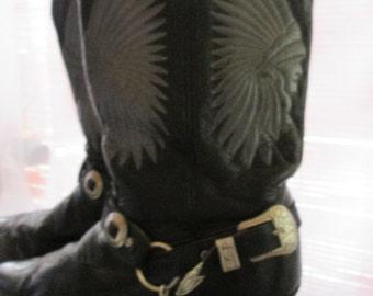 Man Boulet Cowboy Boots / Cowboy Man Boulet Boots