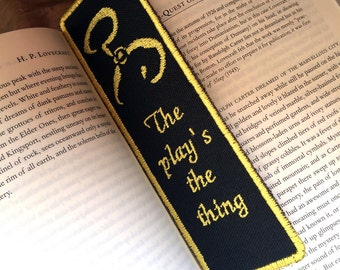 Lovecraft, Yellow Sign Bookmark