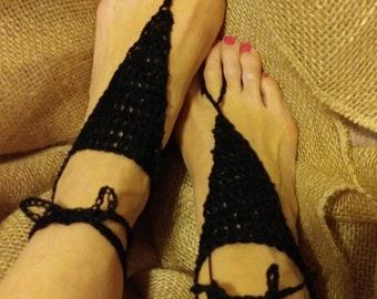 KDee Barefoot Sandal