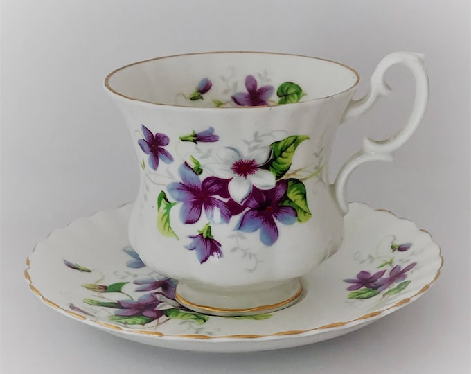 Richmond-China fine Chinese bone cup and saucer