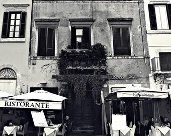 Italy Food Photography, Fine Art, Italian Kitchen, Black & White, Rustic,Dolce Vita,Balcony, Aged, Window, Door, Menu, Wine Country,Travel