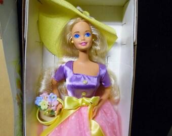 Vintage Spring Blossom Barbie Doll