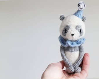 LuiPanda Amigurumi crochet pattern LuiLuh.handmade language: english PDF
