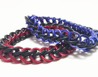 Stretch No-Clasp Bracelet HalfPersian