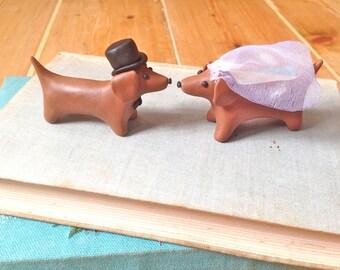 Custom Any Animal Wedding Cake Toppers