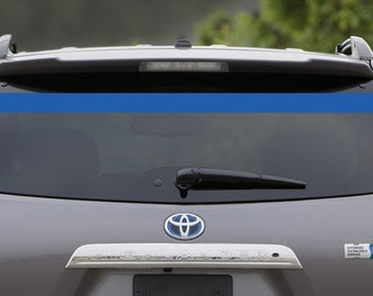 Thin Blue Line Decal Police Decal Blue Lives Matter Law Enforcement Car Decal Police Lives Matter Police Officer American Sticker