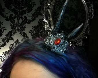 Mini Jewelled Antler Crown