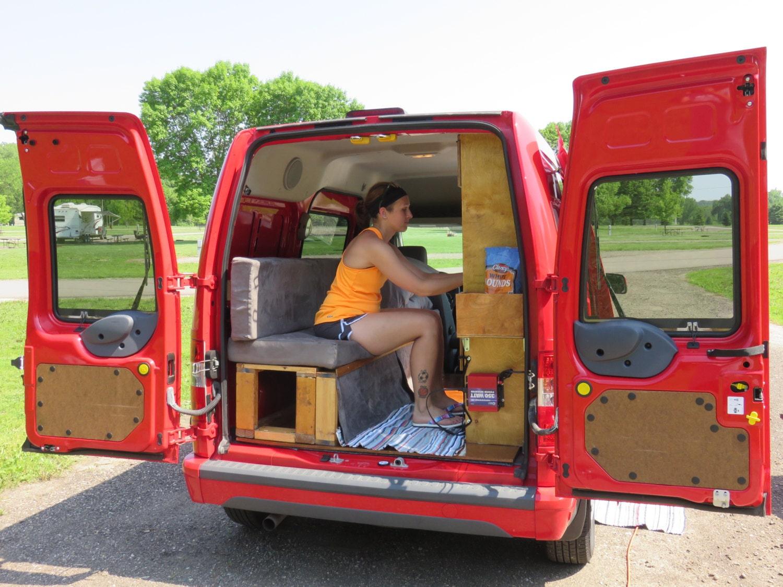 Downloadable 2002 2013 Ford Transit Connect Camper Van