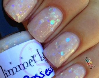 Possessed handmade custom nail polish from Glimmer by Erica