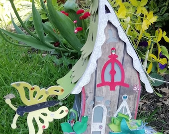 Butterfly Fairy House
