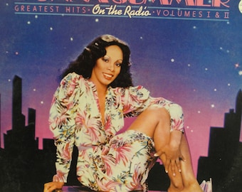 DONNA SUMMER - 1979 - 'On The Radio: Vols 1 and 2 Disco