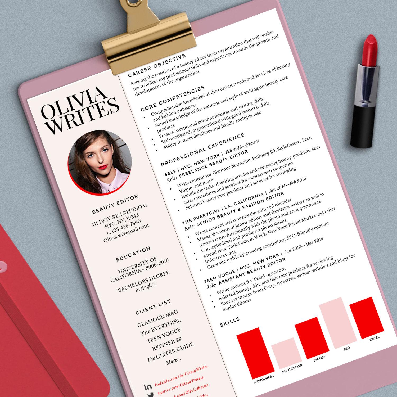 zoom - Modern Resume Formats