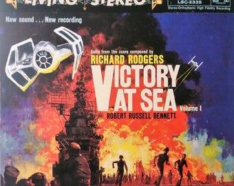 Star Wars VICTORY AT SEA Print