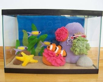 Plush Aquarium number 1