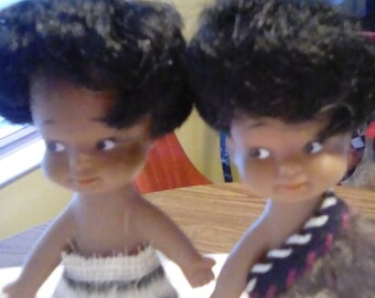 Vintage Cupie Doll couple New Zealand