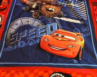 Speeding buddies blanket