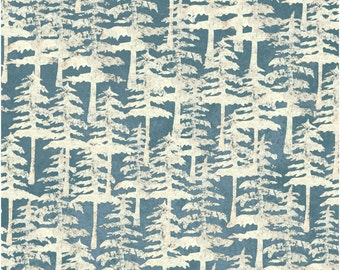 Wilderness Flannel  CLTY2013-89 - In the Beginning Fabrics - By the Yard