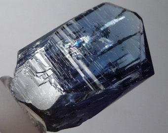 Tanzanite Raw Crystal (7gr.) Tanzanite/Tanzanite Crystal rough #tz. N7