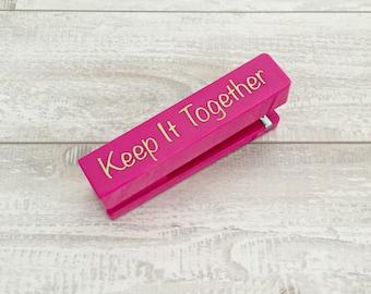 Keep It Together Stapler