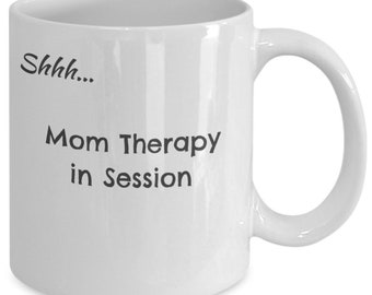 Mom therapy in session