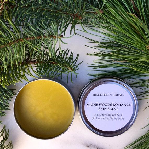 Maine Woods Romance Skin Salve