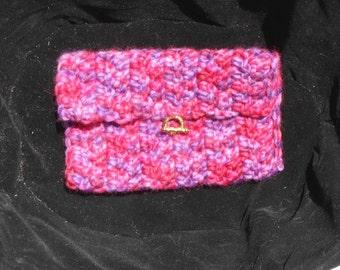 Ooak Clutch purse