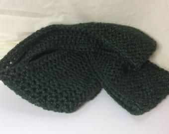 Emerald Green Infinity Scarf