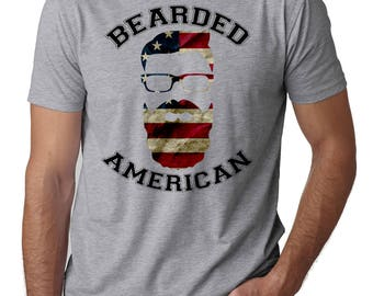 Bearded American Shirt