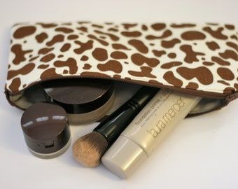 Handmade Pencil Case / Make Up Case