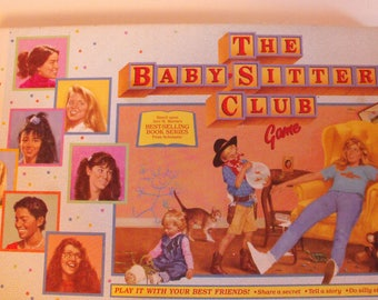 The Babysitters Club Board Game   (1119)