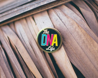The DNA Life Pin