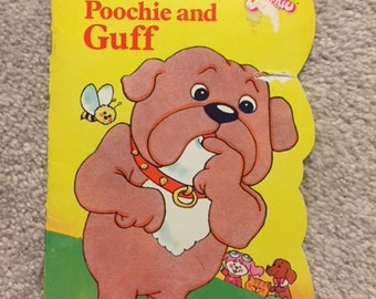 Golden Book Poochie and Gruff