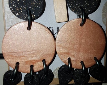 Black and copper