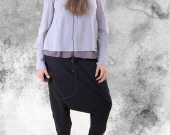 Unique-Elegant Harem trousers