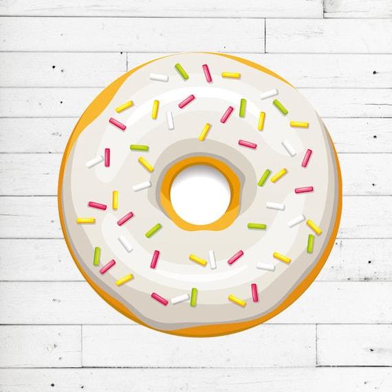"""Mat """"Donut""""-the absolute eye-catcher!"""