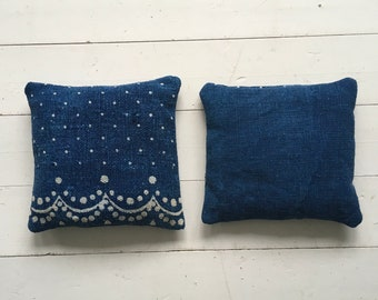Indigo Lavender Bags
