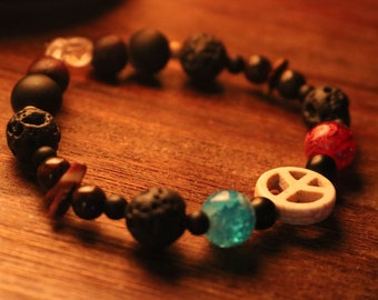 The All American Hippie Bracelet!!