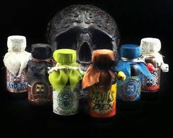 Pick 4 Grab Bag! Oils and or Balms Instigator Brand Beard Armor