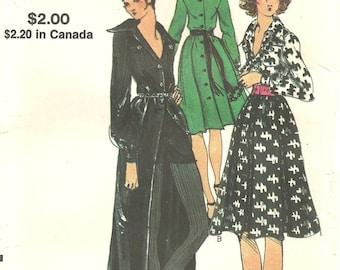 8173 Vogue Dress Shorts sz 10 Vintage 1970s Pattern